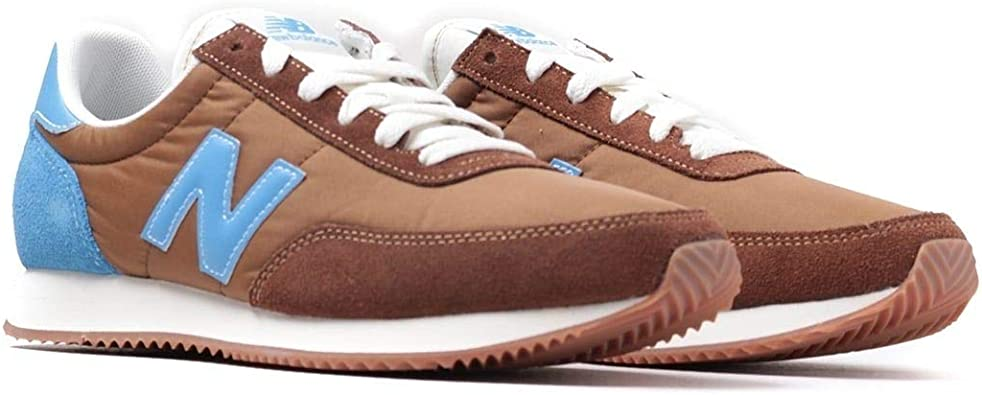 New Balance UL720 Brown \u0026 Ocean Blue