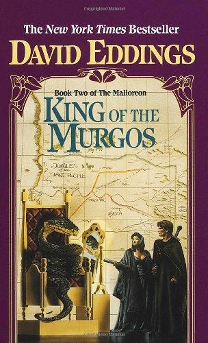 King Of The Murgos by David Eddings