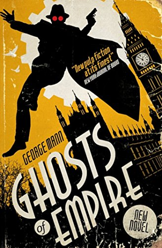 Empire Avatar Goggle - Ghosts of Empire: A Ghost Novel