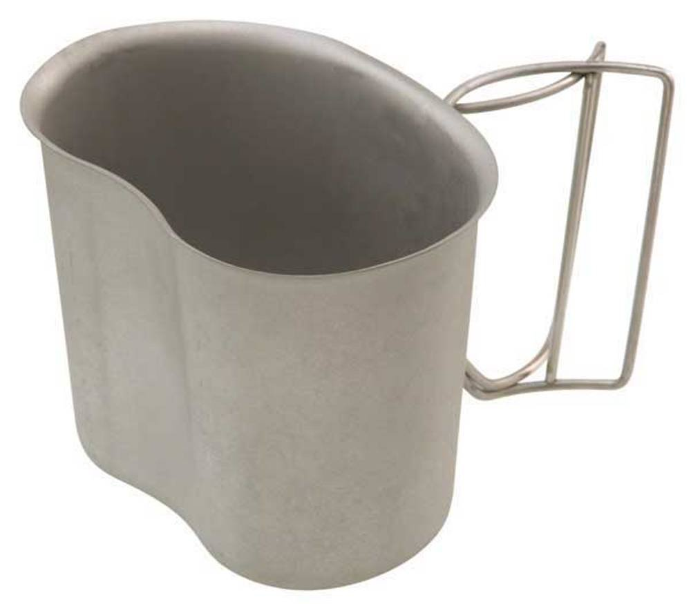 Fury G.I. Style Aluminum Canteen Cup