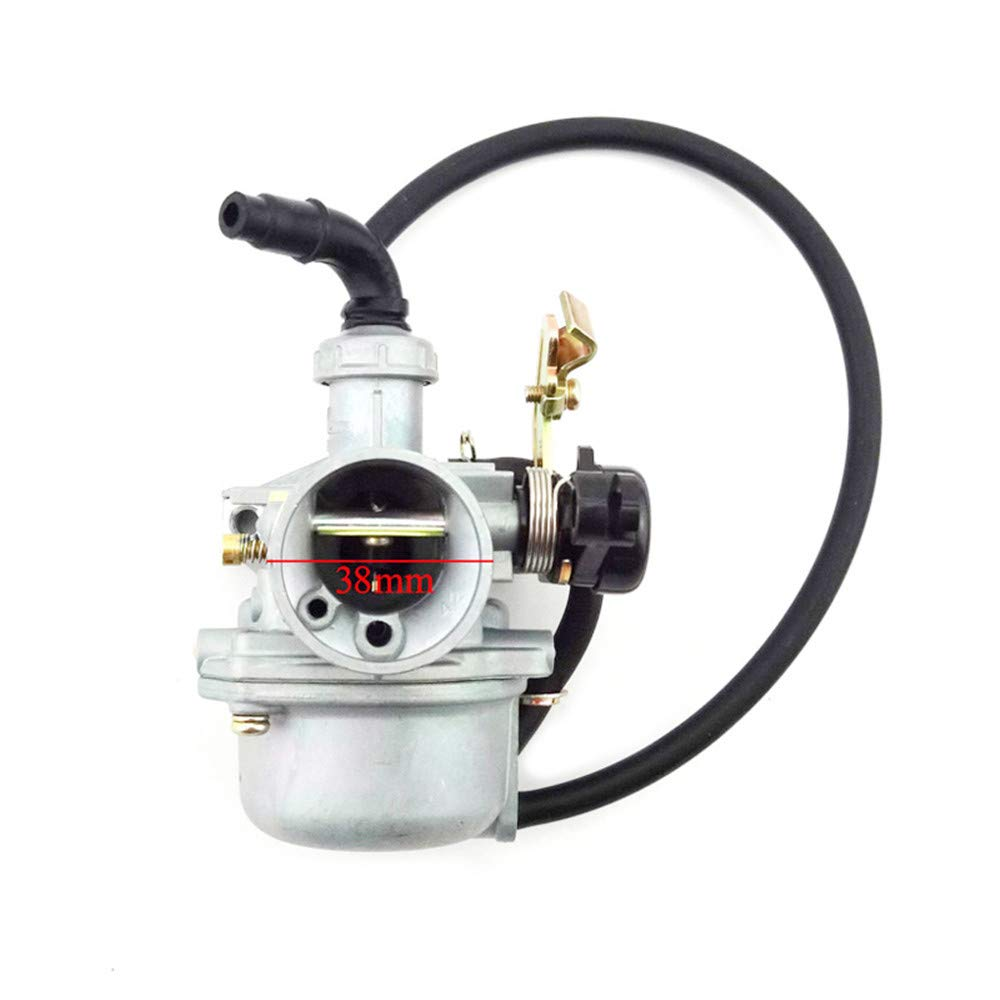 PZ19 Carburetor Carb and 35mm Air Filter for 50cc 70cc 80cc 90cc 110cc 125cc Dirt Pit Bike Taotao Honda CRF ATV Scooter Moped Go karts with gaskets