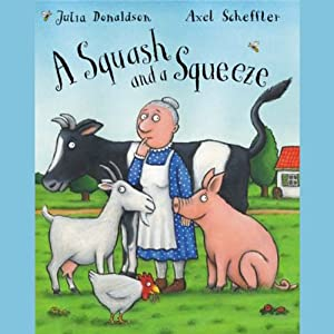 A Squash and a Squeeze Audiobook