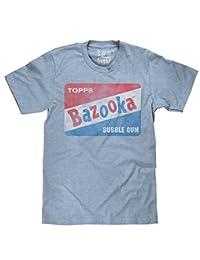 Vintage Bazooka Bubble Gum Licensed Topps T-shirt-Medium