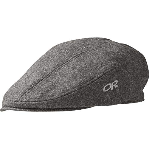 Outdoor Research Turnpoint Driver Cap, Charcoal, Large/X-Large