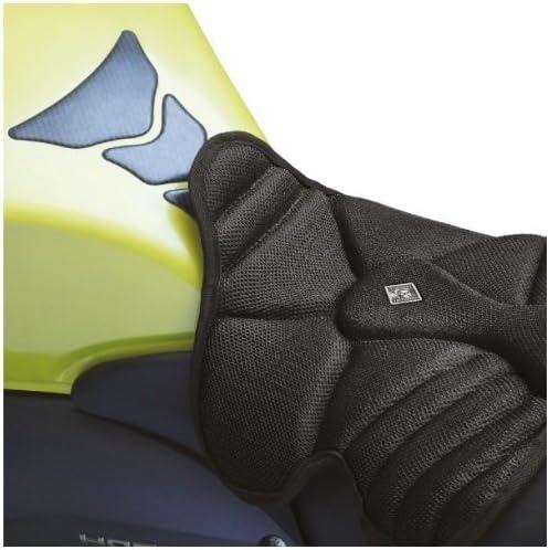 COMPATIBILE CON HONDA TRANSALP XL 650V CUSCINO PER SELLA MOTO COPRISELLA IN RETE AERO 3D TUCANO URBANO 326-N2 NERO COOL FRESH 39X36CM SPESSORE 2CM 100/% POLIESTERE