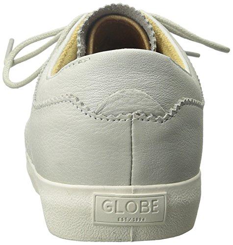 Baskets Globe marron The Clair Taurus Daim Blanc t8BwCqx