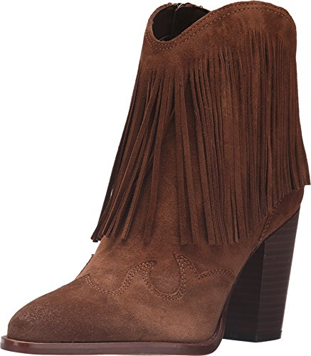 Sam Edelman Women's benjie Ankle Bootie, Woodland Brown, 9.5 M US