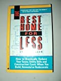 The Best Home for Less, Steve Carlson, 0380765403