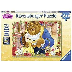 Ravensburger Disney Princess: Belle & Beast Puzzle Set (100 Piece)