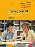 Training Testdaf: Trainingsbuch Zu Testdaf - Buch MIT 2 Cds (German Edition)