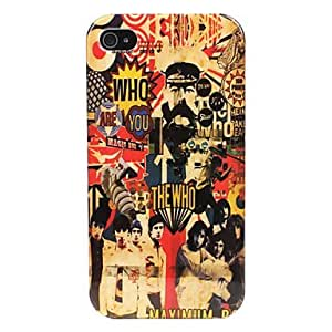 LCJ Special Design Hard Case for iPhone 4/4S by ruishername
