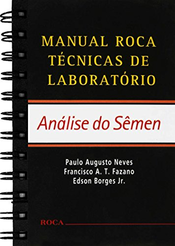 Manual Roca Técnicas de Laboratório: Análise do Sêmen