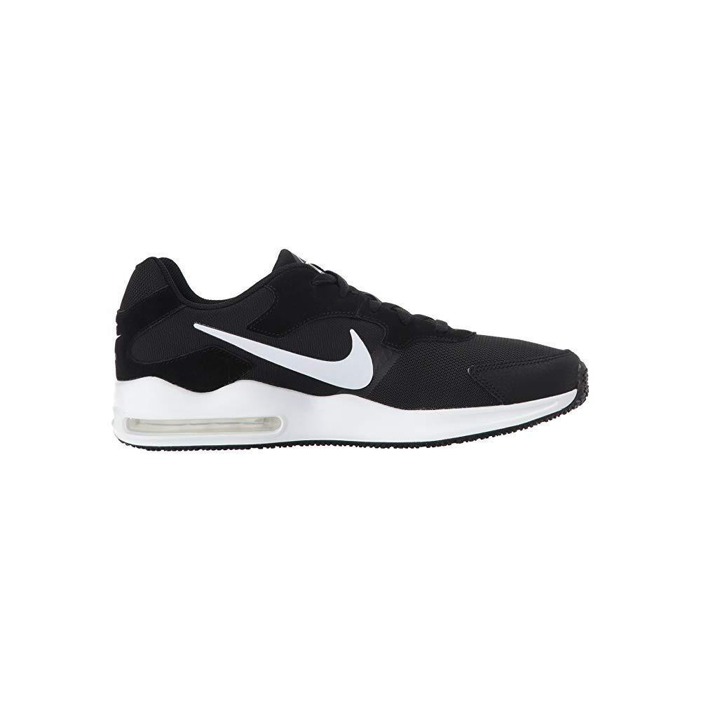 buy online 87660 8146d Galleon - NIKE Mens Air Max Guile Running Shoe, BlackWhite (