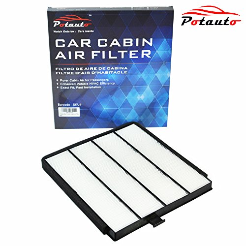 POTAUTO MAP 1032W Cabin Air Filter Replacement compatible with ACURA, MDX, HONDA, Odyssey, Pilot