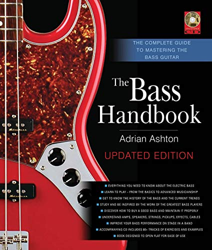 The Bass Handbook: The Complete Guide to Mastering the Bass Guitar