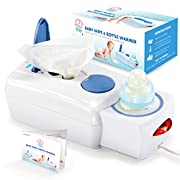 Baby wipe warmer and Baby bottle warmer