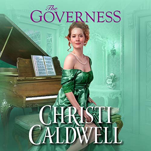 Pdf Fiction The Governess: Wicked Wallflowers, Book 3