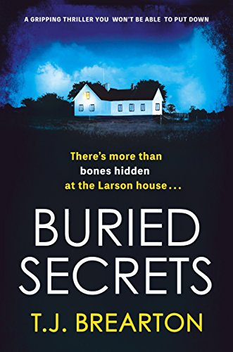 Buried Secrets: A gripping thriller you won't be able to put down cover