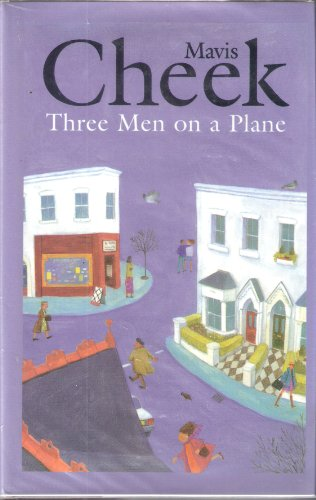 book cover of Three Men on a Plane