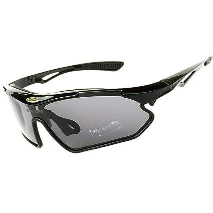 LUCKME Montar Gafas, Bicicleta montaña Coche Gafas Gafas de ...