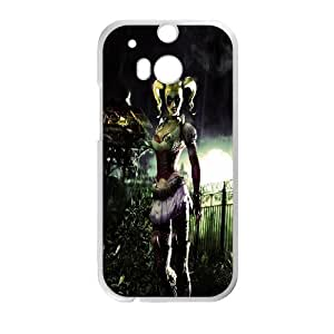 Personlised Printed Harley Quinn Phone Case For HTC One M8 EY5C02209