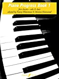 img - for Piano Progress, Bk 1 (Faber Edition: The Waterman / Harewood Piano Series) book / textbook / text book