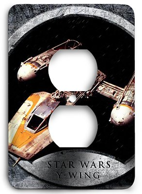 Custom Star Wars Star Wars y ala Outlet Cover