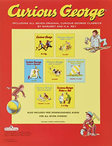 Curious George Classic Collection