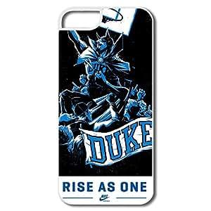 Retro Duke Blue Devils IPhone 5/5s Plastic Cases Non-slip