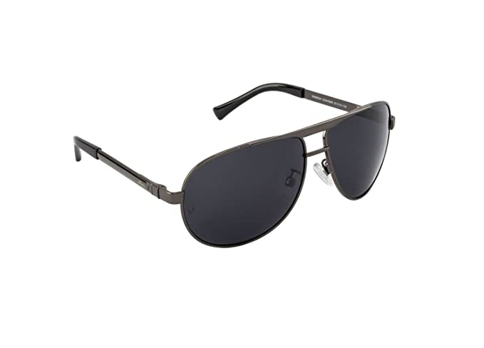 7642aa4df4 Image Unavailable. Image not available for. Colour  Velocity Unisex Aviator  Sunglasses ...