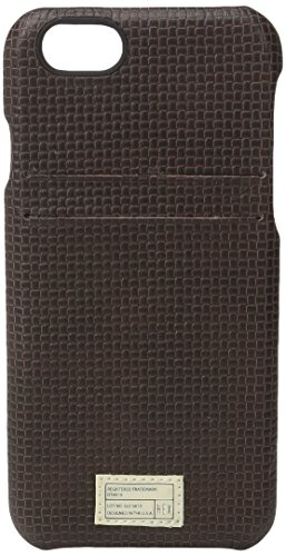 HEX Solo Wallet Case for iPhone 6 - Brown Woven (Case Iphone Brown Hex 6)