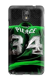 New Style 5336672K594367006 sports nba basketball paul pierce boston celtics NBA Sports & Colleges colorful Note 3 cases