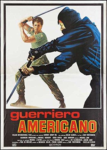Amazon.com: American Ninja (Italian)  POSTER (27