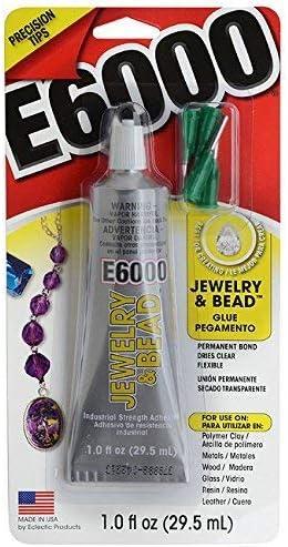 4. E6000 Jewelry And Bead Adhesive