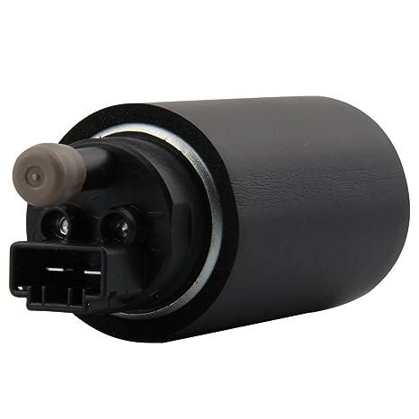 Intanque Bomba de combustible 255LPH de alta presión y flujo EFI Gasolina Universal Eléctrico Bomba de