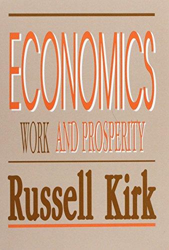 Economics: Work and Prosperity