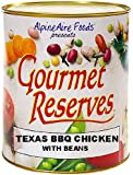 AlpineAire Foods Gourmet Reserves Mesquite BBQ Chicken with Beans (10-Can)