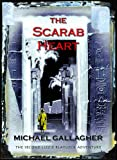 Front cover for the book The Scarab Heart by Michael Gallagher