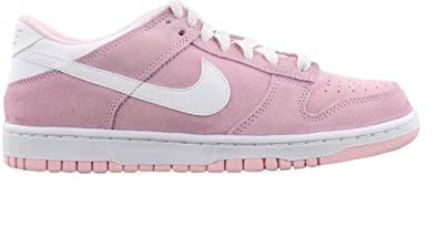 Nike NIKE DUNK LOW (GS) Girls basketball-shoes 309601-604_4Y - PRISM