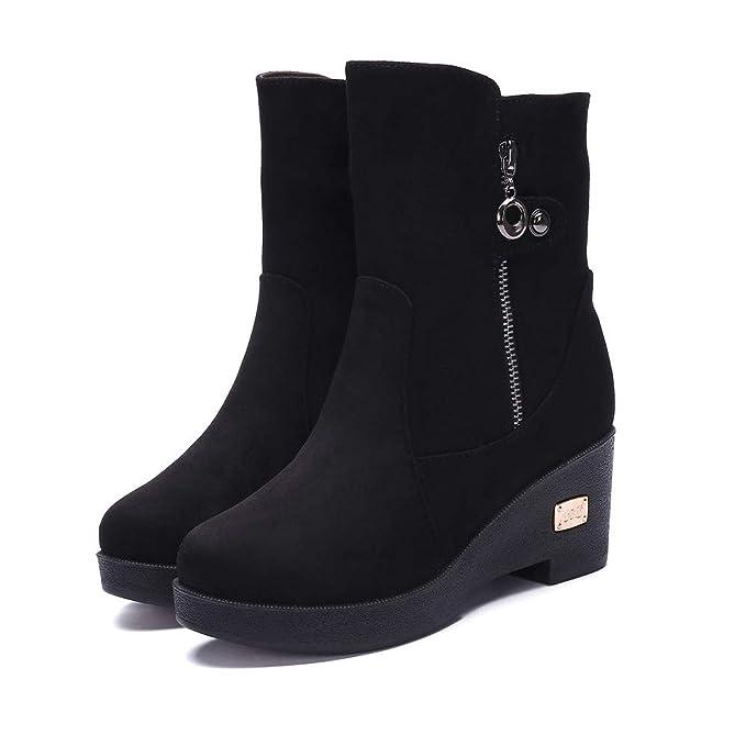 e1a3d775a Zapatillas de Mujer de BaZhaHei