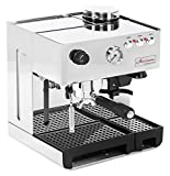 European Gift & Housewares PA-1200 La Pavoni Napolitana Stainless Steel Automatic Espresso Machine