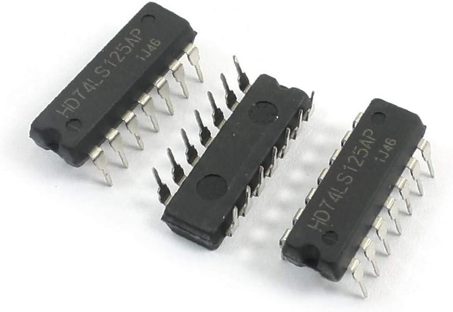 5 pcs New HD74LS125AP DIP-14 ic chip