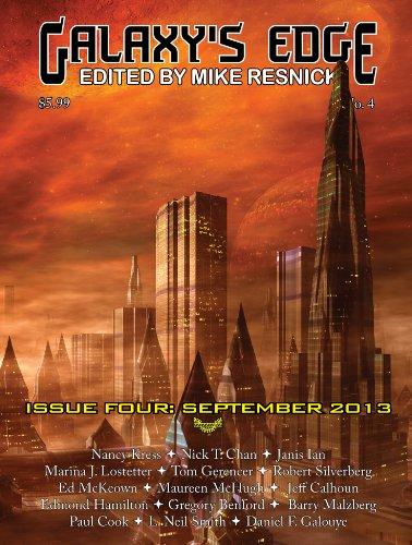 Galaxy's Edge Magazine: Issue 4, September 2013 (Galaxy's Edge)