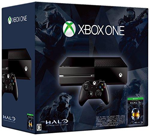 XboxOne本体 Halo:The Master Chief Collection同梱版の商品画像