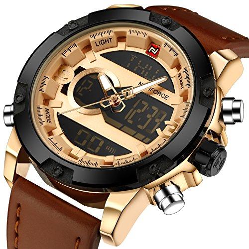 Digital Brown Leather - 7