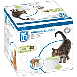 Catit Design Fresh and Clear Cat Drinking Fountain, Original