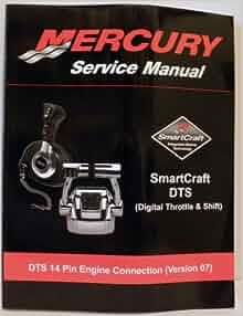 Mercury Service Manual Smartcraft Dts 14 Pin Engine border=