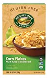 Natures Path Organic Gluten Free Corn Flakes Fruit Juice Sweetened -- 10.6 oz