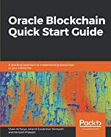 Oracle Blockchain Quick Start Guide Cover