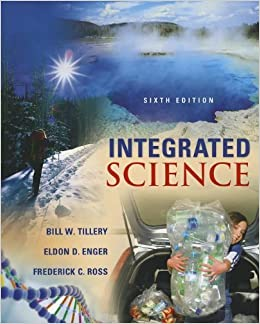 Integrated Science by Bill Tillery (2012-01-17)